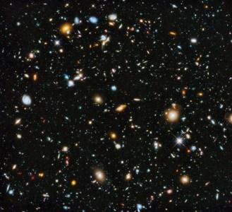 Hubbleovo ultrahluboké pole