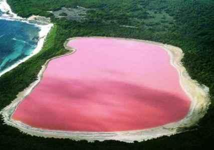 Jezero Hillier