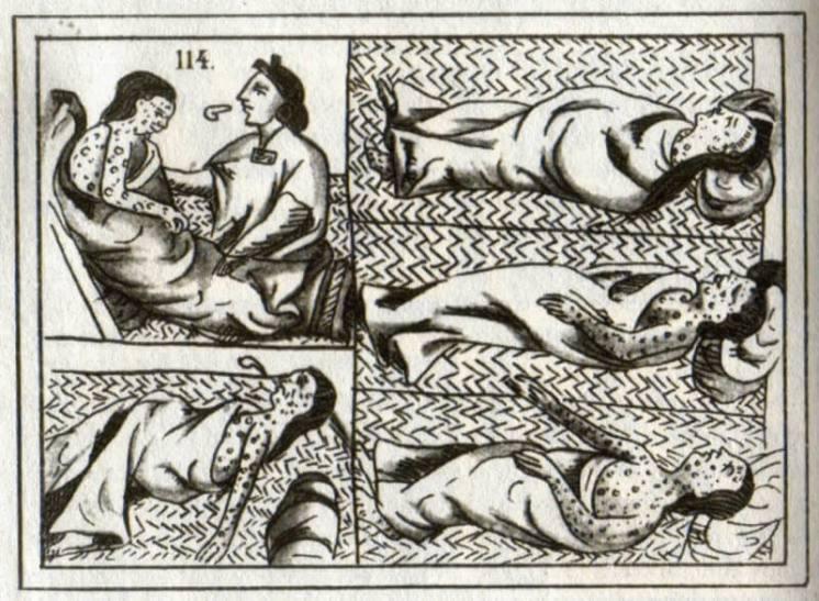 azkékové pravé neštovice