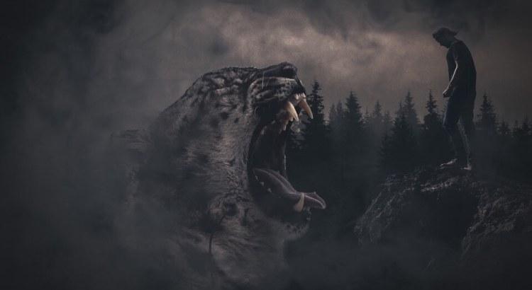 predátor a člověk
