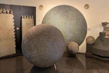 Kamenné koule v Kostarice
