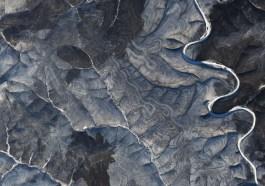 Pruhy na Sibiři