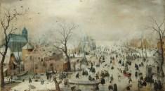 Bruslaři v roce 1608