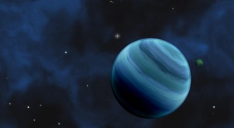 planeta devět