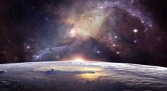 země a galaxie