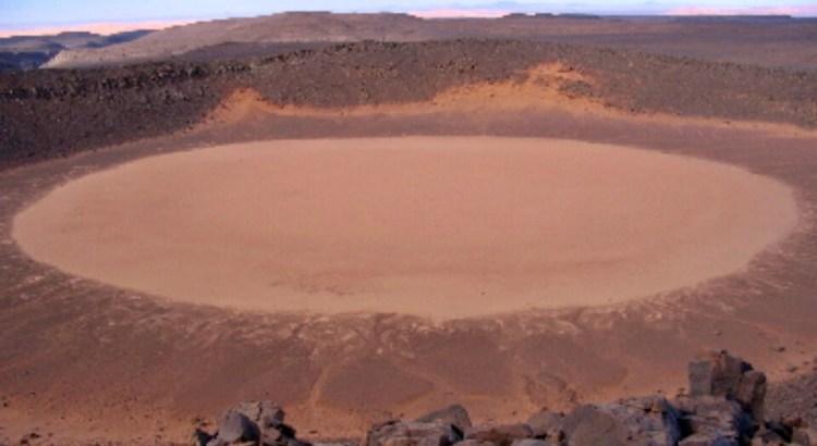 Kráter Amguid
