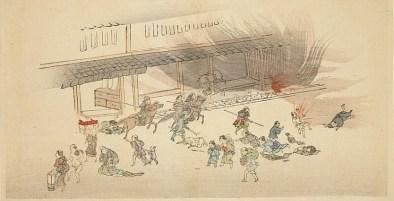 Mučení křesťanů v Japonsku