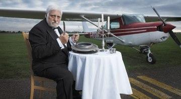 Michel Lotito a Cessna 150