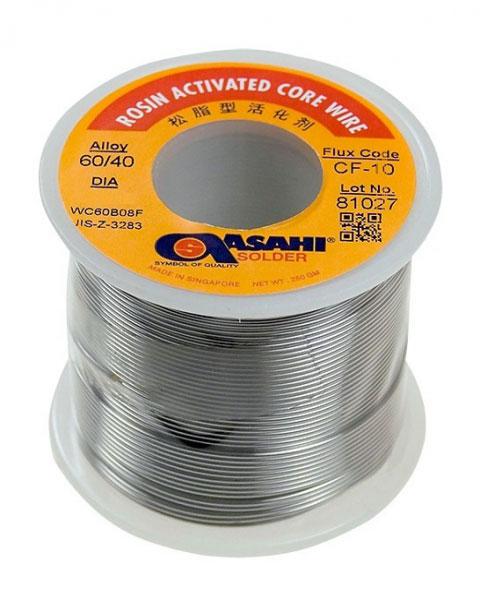 Solder POS-60 untuk menyolder kontak strip LED