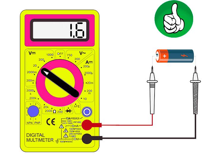 Πώς να μετρήσετε την τάση στην μπαταρία και να ελέγξετε τη φόρτιση