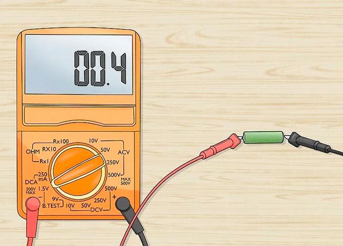 Ελέγξτε την μπαταρία κάτω από τον ελεγκτή φορτίου