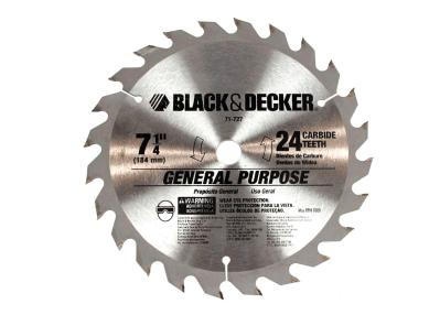 Disco de Serra Circular Black&Decker