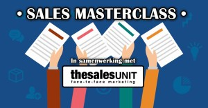 Sales Masterclass - The Sales Unit @ Nog niet bekend