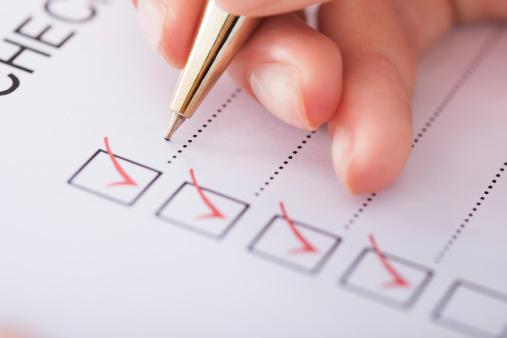 Gebruik de checklist verhuizen als stappenplan voor een geslaagde verhuizing