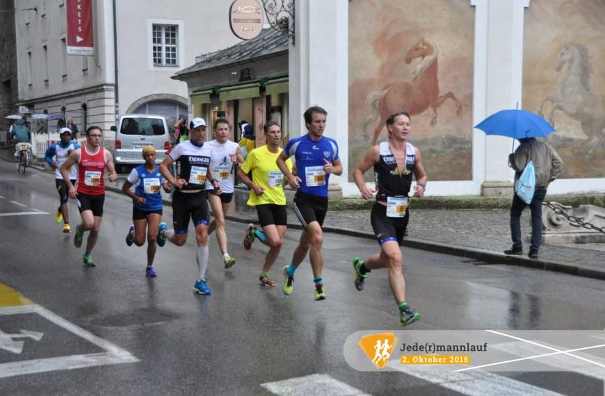 Jedermannlauf Salzburg – Staatsmeisterschaft im Halbmarathon + OÖ-LM