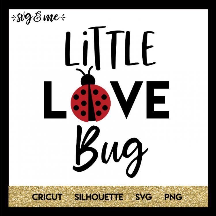 Download Little Love Bug - SVG & Me