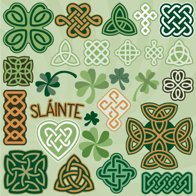 Download Celtic Knots and Clovers SVG Collection | SVGCuts.com Blog
