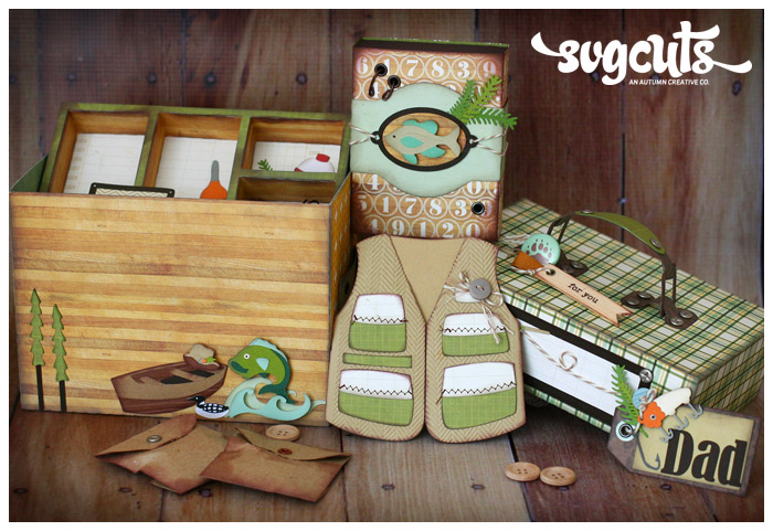 Tackle Box Gift Set By Tamara Tripodi Blog