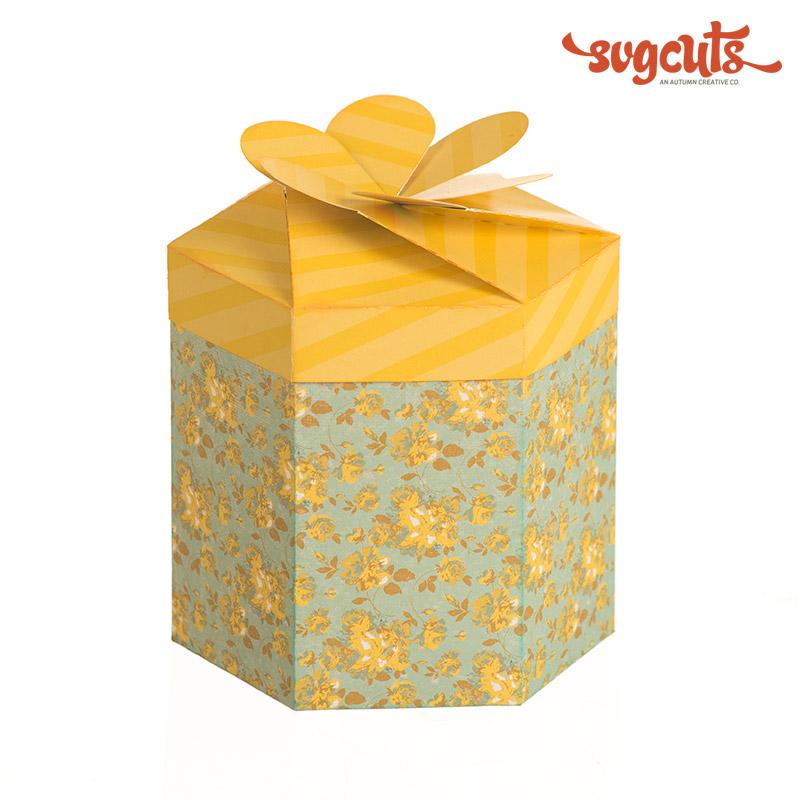Gift Boxes SVG Kit Blog