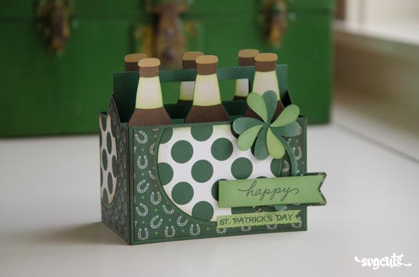 Saint Patricks Day Card Inspiration Blog