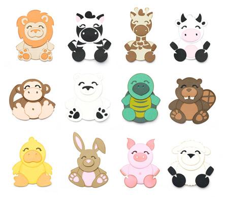 Download Cuddly Animals SVG Collection Cuddly Animals SVG ...