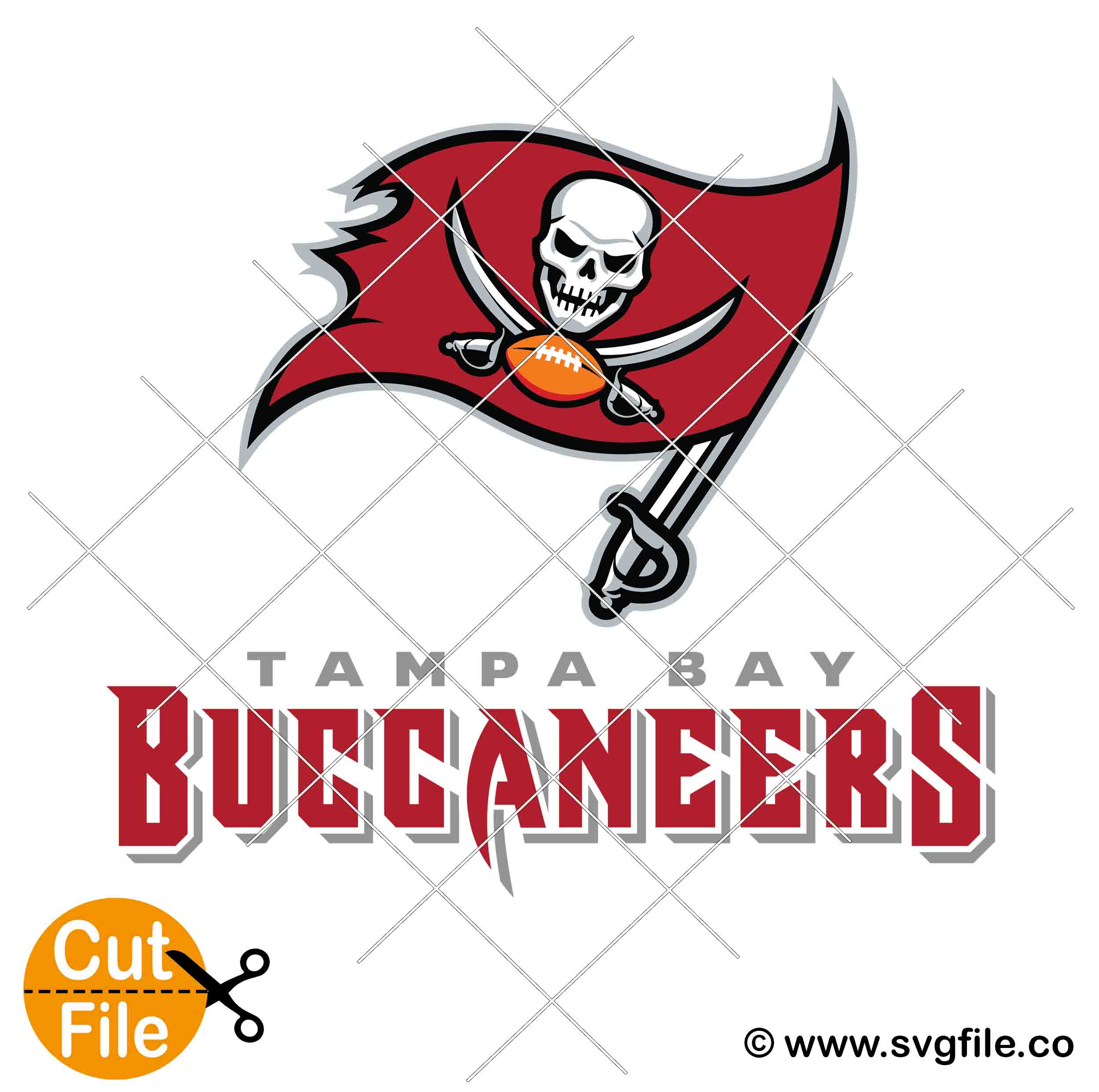 tampa bay buccaneers svg layered logo svg file svgfile co 0 99 cent svg files life time access tampa bay buccaneers svg layered logo
