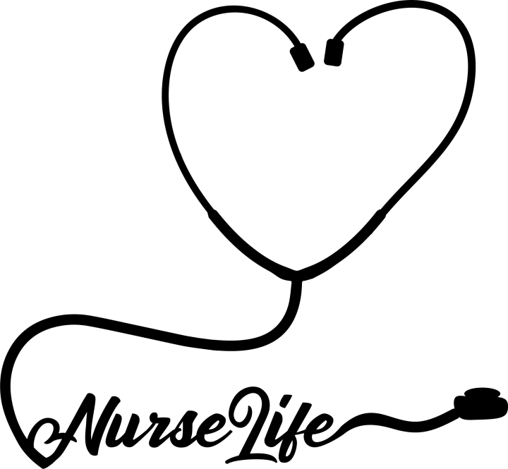 Stethescope, NurseLife, Free SVG Files