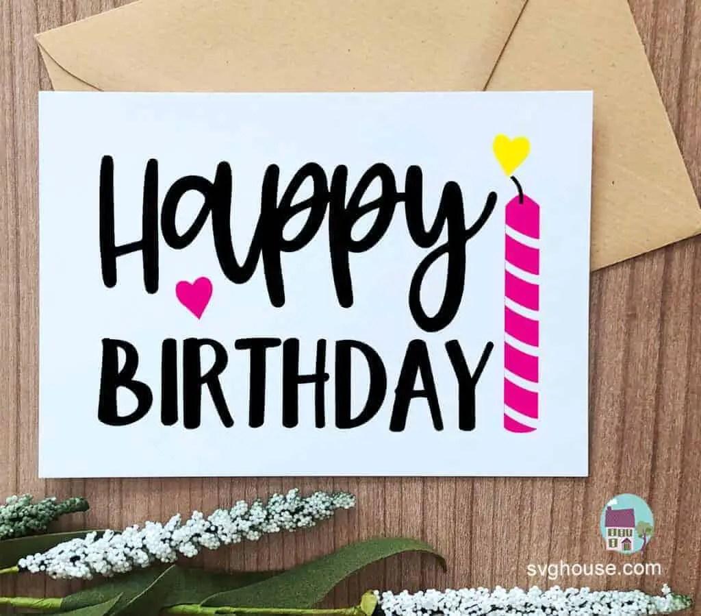 Happy Birthday Svg 3 Free Birthday Svg Files For Cricut