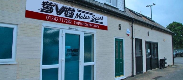 SVG Motor Sport HG