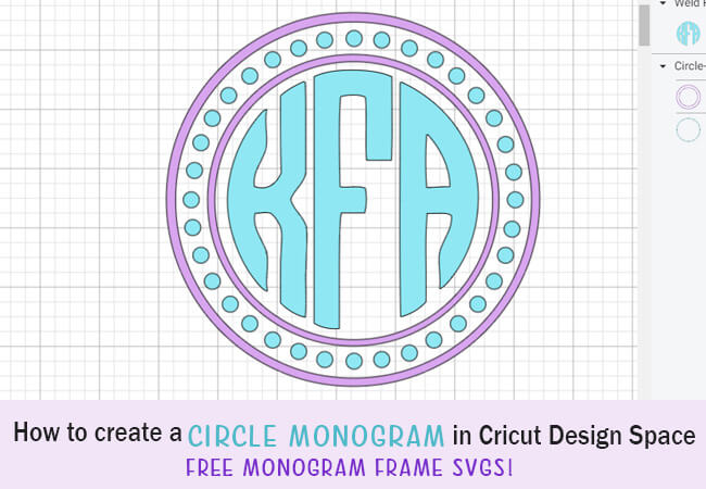how-to-make-circle-monogram