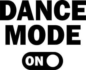 Dance Mode SVG File