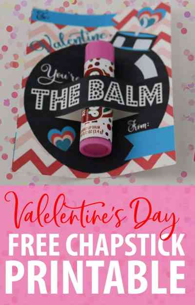 Save this free Valentine Chapstick printable on Pinterst! When you share this, you help support this blog so I can keep creating free svg files.