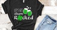 Let's Get Shamrocked Shirt