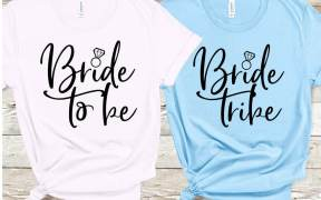 Bride Tribe SVG