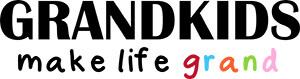 Grandkids Make Life Grand SVG Download