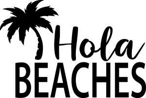 Hola Beaches SVG Download
