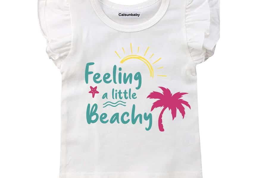 Feeling a Little Beachy Shirt