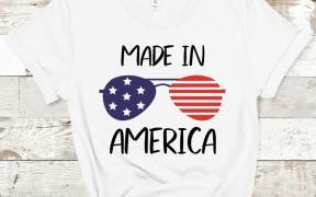 Made In America Shirt