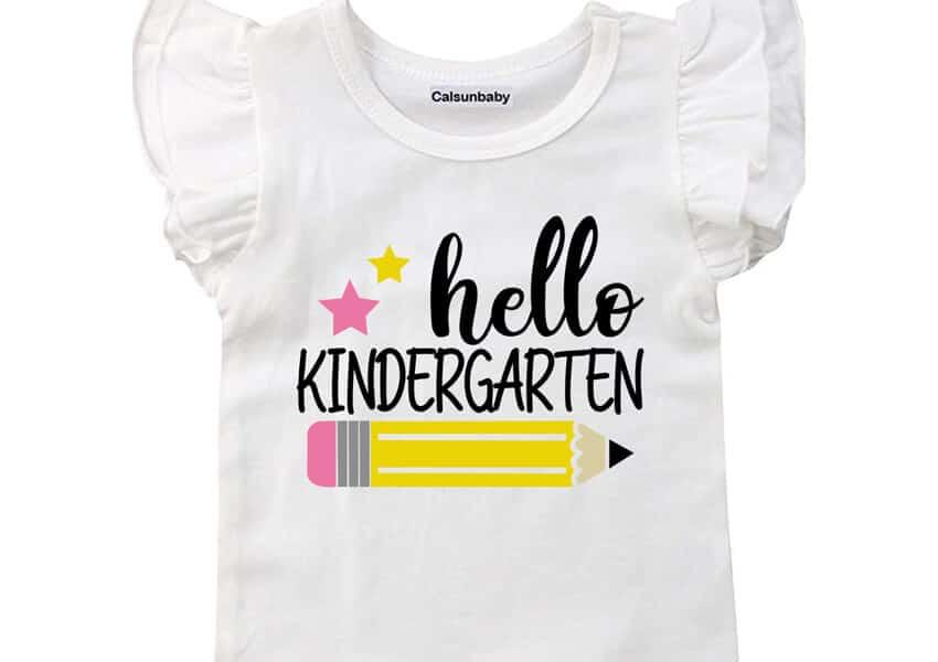 hello kindergarten svg file