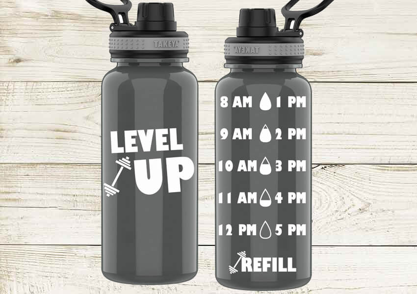 Level Up SVG