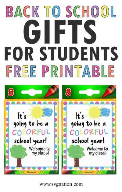 open house gift ideas for students