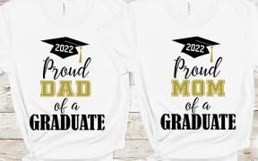 Proud Dad of a Graduate 2022 SVG