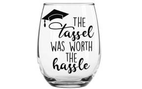 The Tassel Was Worth the Hassle SVG