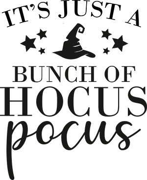It's Just a bunch of hocus pocus svg free