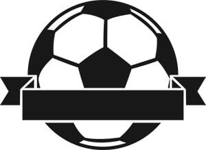 soccer decal free svg