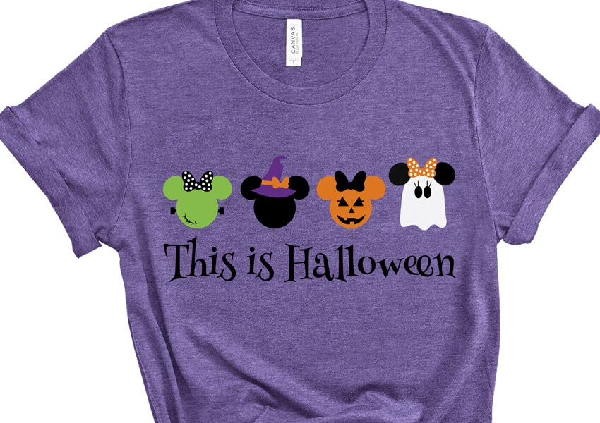 This is Halloween SVG shirt