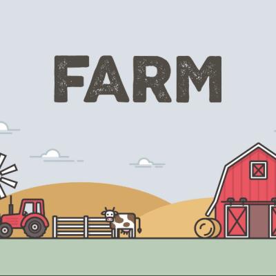 Farm Svg