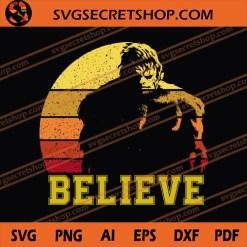 Bigfoot SVG