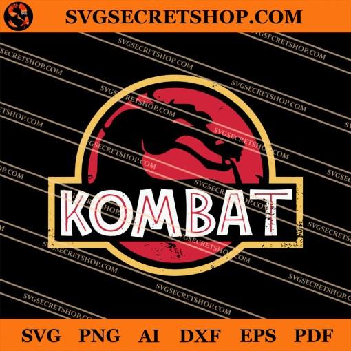 Mortal Kombat SVG