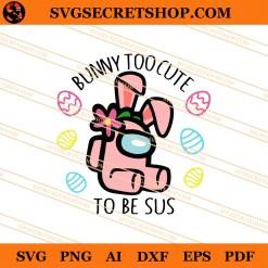 Bunny Among Us SVG